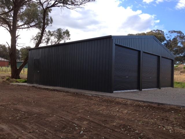 Shed manufactures melbourne elite garages barns for Design your own barn online